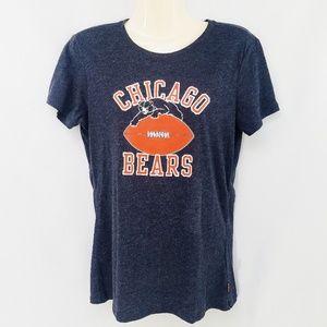 Nike Tops - *SOLD* Chicago Bears Gray Nike NFL Shirt M